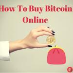 how to buy bitcoins online